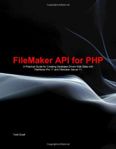 9780615434681: FileMaker API for PHP