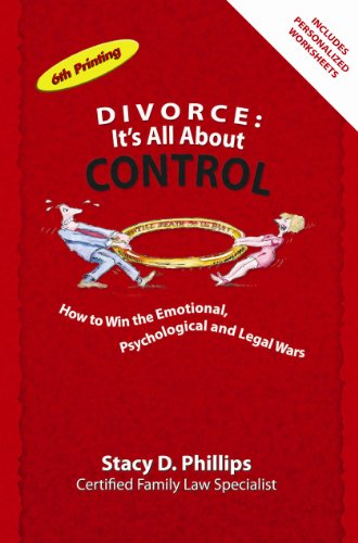 9780615435077: Divorce: It's All About Control