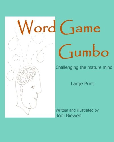 9780615437613: Word Game Gumbo: Challenging the mature mind: 1