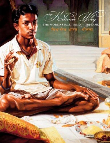 Kehinde Wiley: The World Stage, India, Sri: Sinha, Gayatri &