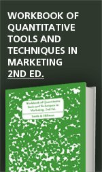 Workbook of Quantitative Tools and Techniques in Marketing, 2nd Ed: Hillman, Smith &