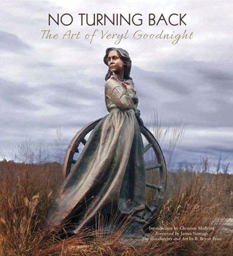 9780615446486: No Turning Back: The Art of Veryl Goodnight