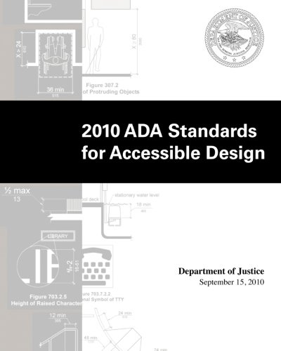 9780615449326: 2010 ADA Standards for Accessible Design