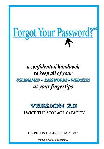 """9780615453385: Forgot Your Password? (""""Forget Your Password?"""", First Edition)"""