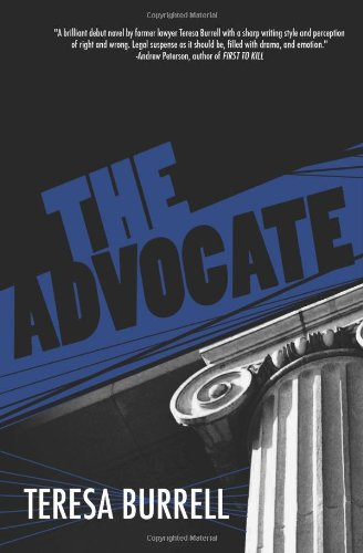 9780615457963: The Advocate: The Advocate Series: 1