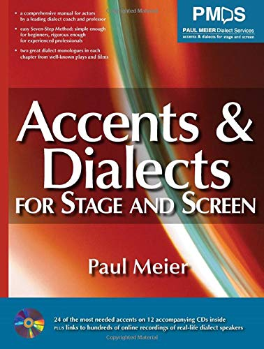 9780615461502: Accents and Dialects for Stage and Screen (with 12 CDs)