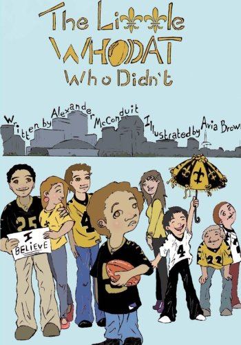 The Little Who Dat, who didn't: McConduit, Alexander Brian