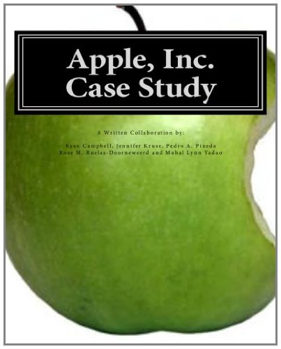 9780615476391: Apple, Inc. - Case Study