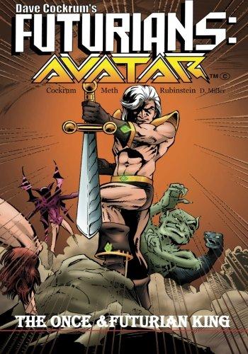 Dave Cockrum's Futurians: Avatar: Miller, David N.