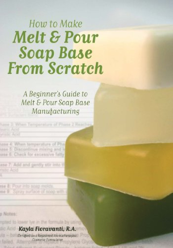 9780615481111: How to Make Melt & Pour Soap Base from Scratch: A Beginner's Guide to Melt & Pour Soap Base Manufacturing: Volume 1