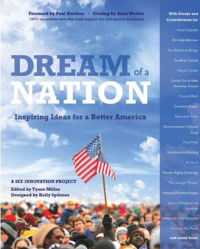 9780615482262: Dream of a Nation: Inspiring Ideas for a Better America