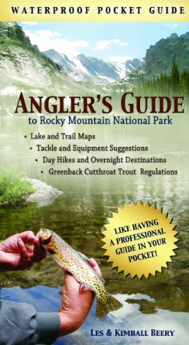 9780615483580: Angler's Guide to Rocky Mountain National Park