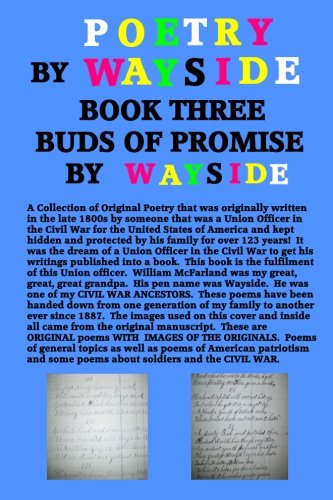Poetry By Wayside Buds Of Promise: BOOK: Wayside