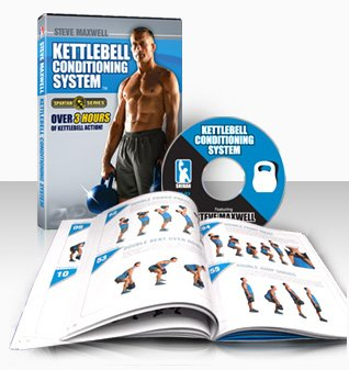 9780615485096: The Kettlebell Conditioning System - DVD & Book Combo (with Steve Maxwell)
