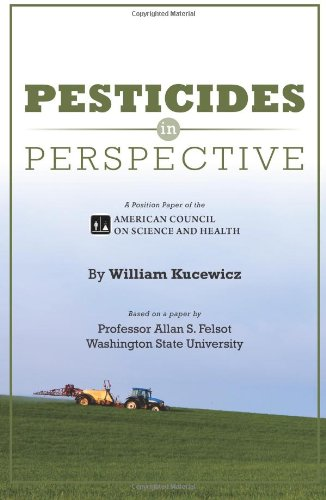 9780615485164: Pesticides In Perspective