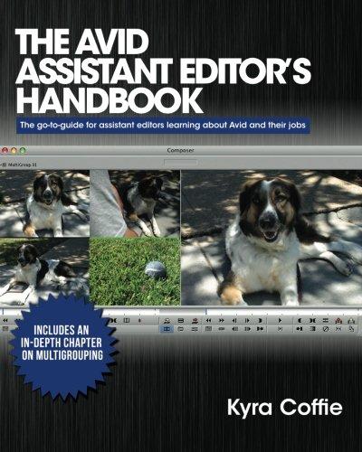 9780615487755: The Avid Assistant Editor's Handbook (Volume 1)