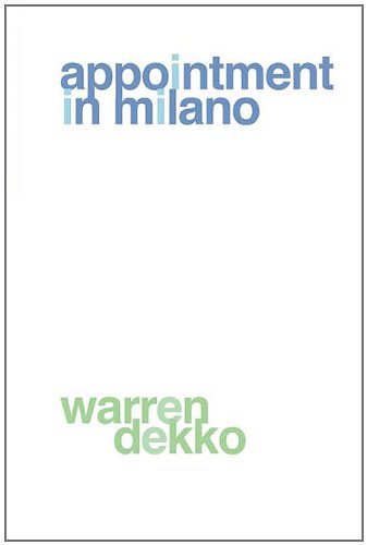 9780615500799: Appointment in Milano