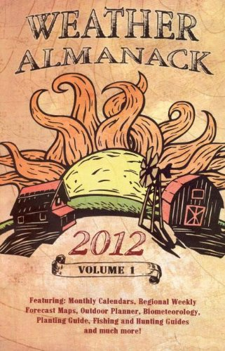Weather Almanack 2012 (0615505716) by Nelson, James