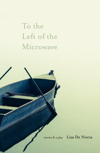 To the Left of the Microwave: De Niscia, Lisa