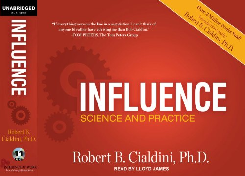 9780615513188: AUDIO BOOK: Influence: Science and Practice (5th Edition)