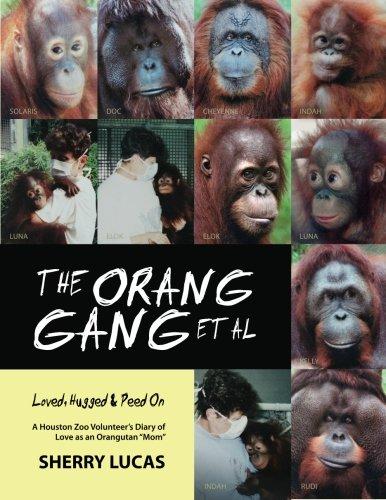 9780615520742: The Orang Gang et al; Loved, Hugged and Peed On: A Houston Zoo Volunteer's Diary of Love as an Orangutan Mom
