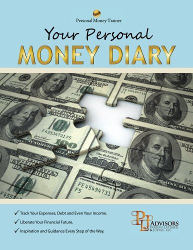 9780615523552: Your Personal Money Diary