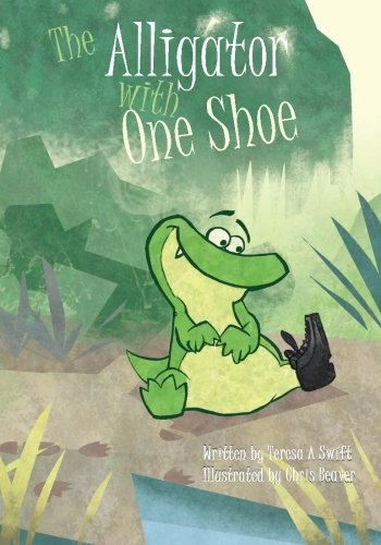 9780615529097: The Alligator with One Shoe