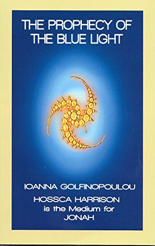 9780615530499: The Prophecy of the Blue Light