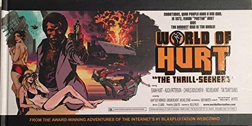 World of Hurt, Vol. 1: The Thrill-Seekers: Potts, Jay