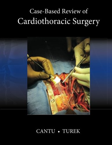9780615535340: Case-Based Review of Cardiothoracic Surgery