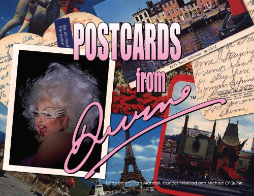 9780615537061: Postcards From Divine