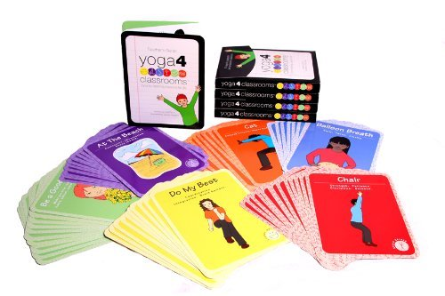 9780615537719: Yoga 4 Classrooms Activity Card Deck