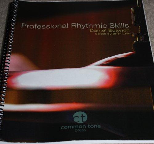 9780615538655: Professional Rhythmic Skills