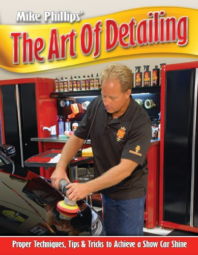 9780615540467: Mike Phillips' The Art of Detailing