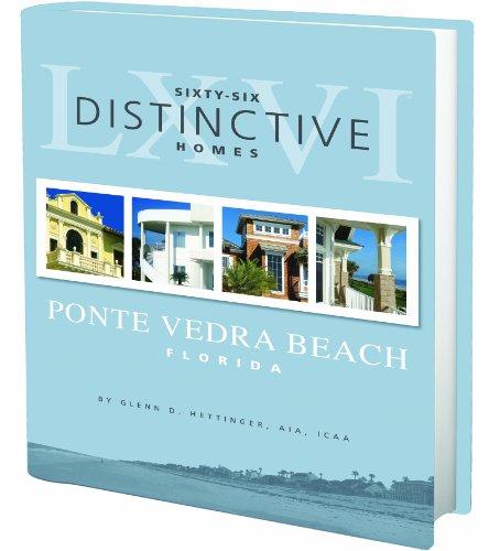 9780615541600: Sixty-Six Distinctive Homes of Ponte Vedra Beach, FL