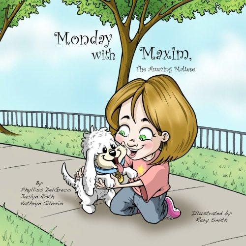 9780615543901: Monday with Maxim, The Amazing Maltese