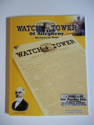 9780615548524: Watchtower of Allegheny Historical Tour