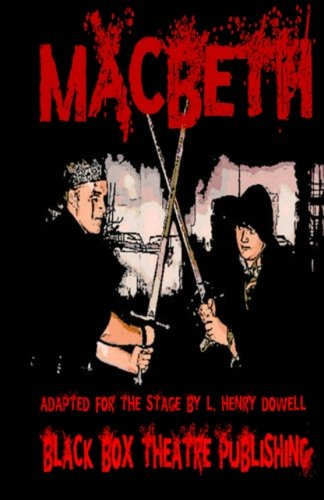 9780615552118: Macbeth: A post-apocalyptic version of the classic Shakespearean drama.