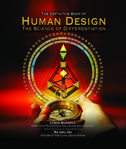 9780615552149: Human Design: The Definitive Book of Human Design, The Science of Differentiation