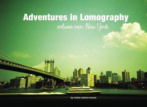 9780615554570: Adventures in Lomography: New York