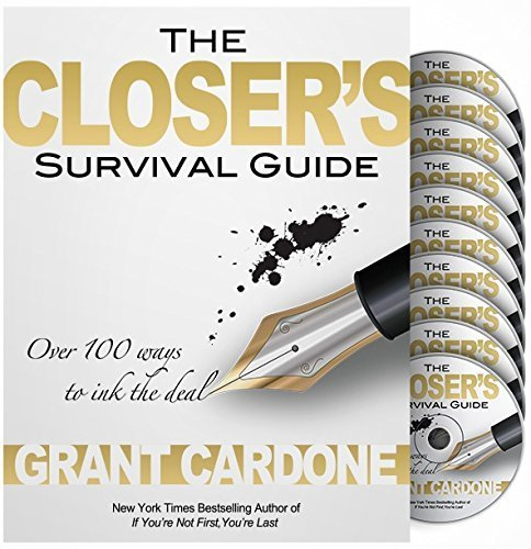9780615560304: The Closer's Survival Guide: Over 100 Ways to Ink the Deal