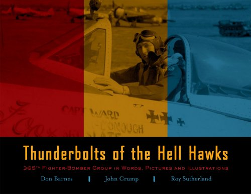 9780615560427: Thunderbolts of the Hell Hawks - 365th Fighter-Bomber Group in Words, Pictures and Illustrations