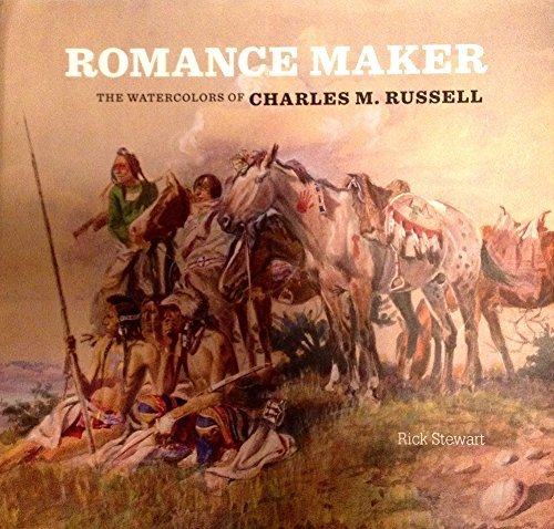 9780615561547: Romance Maker: The Watercolors of Charles M. Russell