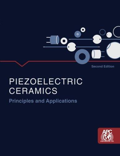 9780615565033: Piezoelectric Ceramics: Principles and Applications