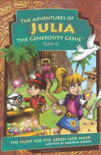 9780615570020: The Adventures of Julia the Generosity Genie