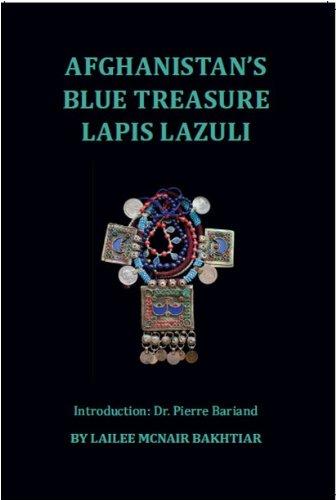 9780615573700: Afghanistan's Blue Treasure: Lapis Lazuli