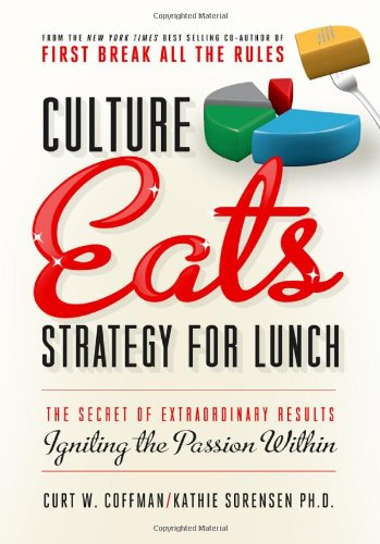 9780615577968: Culture Eats Strategy for Lunch