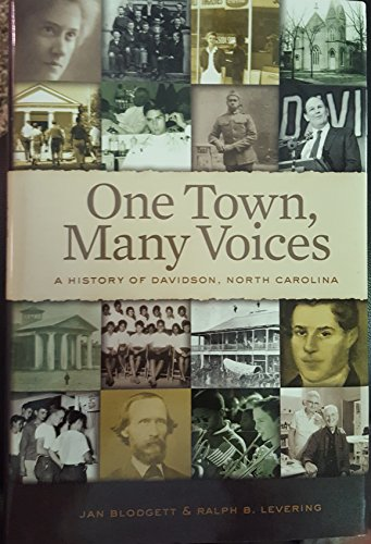 9780615583112: One Town, Many Voices: A History of Davidson, North Carolina