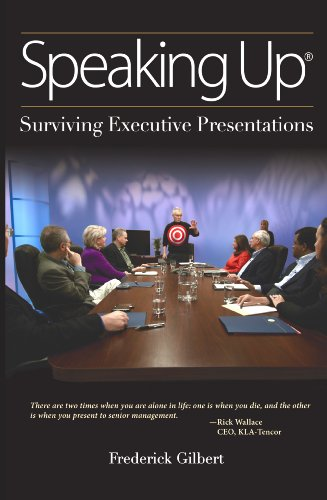 9780615583389: Speaking Up:Surviving Executive Presentations