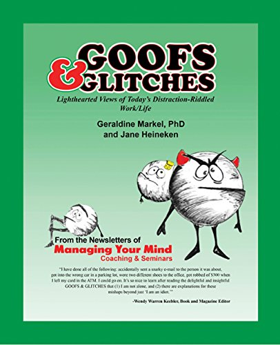 9780615587868: Goofs & Glitches: Lighthearted Views of Today's Distraction-Riddled Work/Life